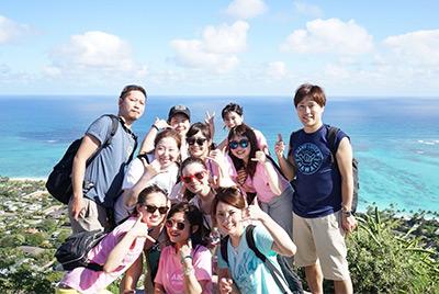 社員旅行でハワイを満喫
